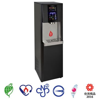 冰溫熱三用程控式殺菌型飲水機 LP-CH-807